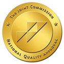The Joint Commission Logo Quality Seal